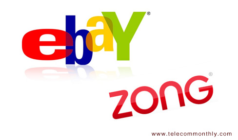 zong payment