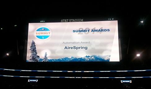 AT&T Stadium AireSpring