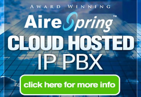 AireSpring Cloud Hosted IP PBX, AIREPBX